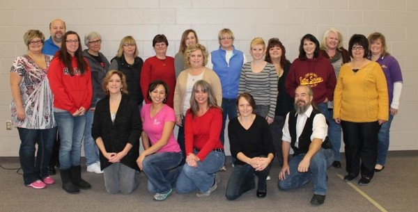 Staff of Communities in Schools Wayne County